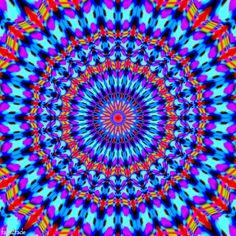 Optical Illusion Gif, Cool Optical Illusions, Illusion Art, Cool Animated Gifs, Cool Animations, Graphic Wallpaper, Love Wallpaper, Fractal Art, Fractals