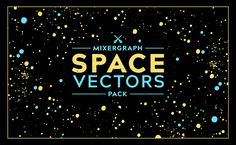 """Check out my @Behance project: """"Mixergraph 4 Free Space Vectors"""" https://www.behance.net/gallery/53486527/Mixergraph-4-Free-Space-Vectors"""