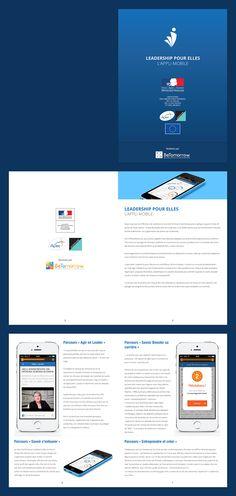 Dossier de presse Leadership pour Elles #application #mobile