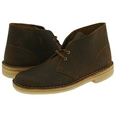 I've been rockin' Clarks for a minute.  Never the Desert Boot, until this season.  Looks like the Desert Trek will have to move over.