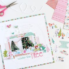 Bella Blvd Holly Jolly Christmas Collection | Under the Tree by Gail Lindner