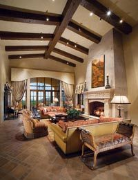 Spanish Colonial Ranch