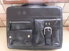 FOSSIL LEATHER BRIEFCASE / LAPTOP CASE (NEW) REDUCED - Clothes for sale - Clothing - Fashion Accessories - Gumtree Cape Town / Western Cape Free Classifieds