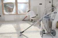 If you're a building contractor and need a cleaning contractor to partner with, we can handle all phases of construction clean up from the initial broom out to the final detail cleaning.