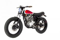 Yamaha Scorpio | Street Tracker | Deus Ex Machina | Custom Motorcycles, Surfboards, Clothing and Accessories