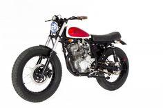 Yamaha Scorpio | Street Tracker | Deus Ex Machina | Custom Motorcycles, Surfboards, Clothing and Accessories