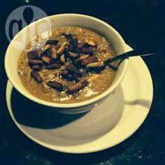 Ragoût de poulet aux champignons, à la mijoteuse @ qc.allrecipes.ca