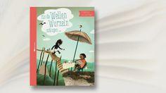 """""""In den Bildern von Lena Schall werden Sehgewohnheiten und Schwerkraft außer Kraft gesetzt. ... Ein ungewöhnliches Debüt!"""", Lena Schall: 'Als die Wellen Wurzeln schlugen' als Kinderbuchtipp in der 3sat Kulturzeit"""