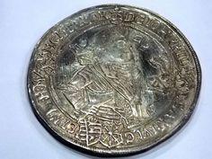 Moeda - Thaler - 1623 - confira as fotos