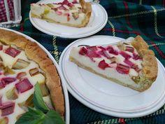 Maailman paras raparperipiirakka Pie, Desserts, Food, Torte, Tailgate Desserts, Cake, Deserts, Fruit Cakes, Essen