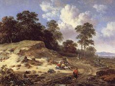 Jan Wijnants (1632 - 1684)