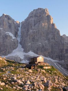 """Campanil Basso""  Dolomites - Trentino - http://www.visittrentino.it/it/outdoor"