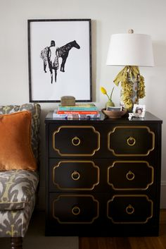 I might try and re-create something like this out of my existing ikea malm dresser