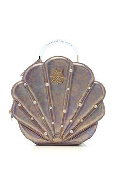 Neptune Atkinson Top Handle by CHARLOTTE OLYMPIA for Preorder on Moda Operandi