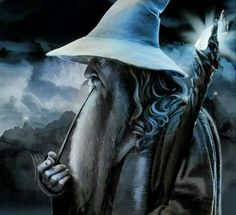 Gandalf from The Hobbit / Lord of the Rings Time: hours. Couldn't be bothered to fix the hand holding the pipe or draw the rest of the staff >. Gandalf the Grey Tolkien, Fantasy Movies, Fantasy Art, Native American Spirituality, Male Witch, O Hobbit, Desolation Of Smaug, Middle Earth, Lord Of The Rings