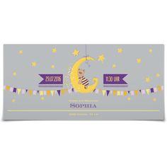 Geburtskarte Traumland in Silber - Postkarte lang #Geburt #Geburtskarten #Mädchen #Foto #kreativ https://www.goldbek.de/geburt/geburtskarten/maedchen/geburtskarte-traumland?color=silber&design=cba9c&utm_campaign=autoproducts