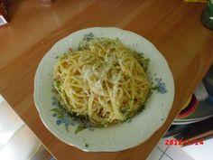 Rezept Spaghetti alla carbonara von Thermomix Rezeptentwicklung - Rezept der Kategorie Hauptgerichte mit Fleisch