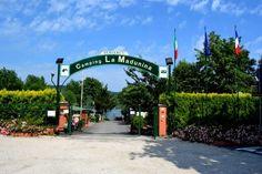Camping La Madunina di Varano Borghi (VA) #giropercampeggi #campeggi #camper #tenda