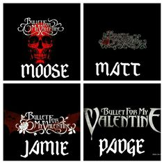 Bullet For My Valentine ♥
