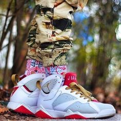 Year of the Rabbit 7s  Rate these 1-10. Popular Sneakers 6f7ae4e89
