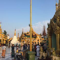 Yangon Yangon, Street View