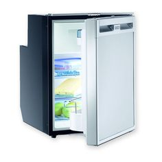 DOMETIC COOLMATIC CRX 80 S - CRX built in refrigerators are quiet, flexible and efficient. The patented removable freezer transforms the CRX into a refrigerator only,or a freezer only with temperature going down to C. Fridge Storage, Freezer Storage, Storage Organization, Locker Storage, Stainless Steel Refrigerator, Stainless Steel Doors, Camping Fridge, Large Fridge, Boats