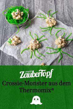 Crossie-Monster aus dem Thermomix® - Foto: Désirée Peikert