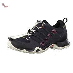 Terrex Ax2r W, Chaussures de Randonnée Femme, Noir (Negbas/Negbas/Rostac), 36 2/3 EUadidas