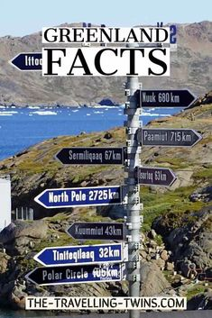 Interesting Facts about Greenland – The Travelling Twins Norse People, Inuit People, Erik The Red, Dinosaurs Live, Travel General, Countries Of The World, Interesting Facts, World Heritage Sites