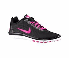 pretty nice ced9f 2f691 Amazon.com  Nike Womens Free TR Luxe Tech 8.5 M US BlackPink FoilWhite   Running
