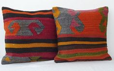 Take two -Throw Pillows From Etsy