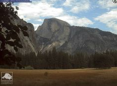 Half Dome right now | 8.20.14 | Yosemite Conservancy