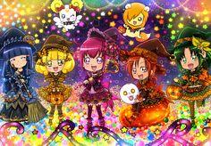 Smile Precure! - Halloween