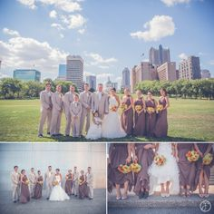 I love all of these perspectives! The arch makes an amazing group (same size as ours) photo backdrop