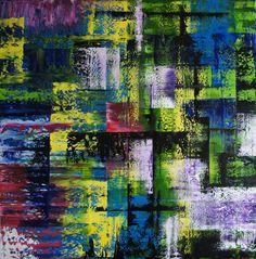 Abstract Artist: Ansgar Dressler Medium: Oil Website: www.an-dre-art.com For me, fine art painting is another...
