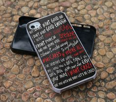 Hunter Hayes Quote iPhone case that will fit your phone Perfectly! These  cases are Brand new and high quality 0961100cd
