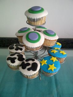 Cupcakes Toystory