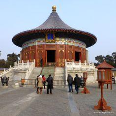 Imperial Vault of Heaven @ Beijing, China