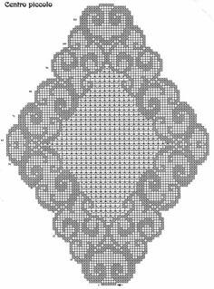 @nika Crochet Bikini Pattern, Crochet Doily Patterns, Bead Loom Patterns, Crochet Art, Weaving Patterns, Crochet Motif, Vintage Crochet, Crochet Designs, Crochet Doilies