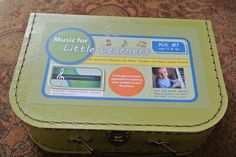 One of the most wonderful connections I made at last weekend's 2:1 Conference was with the company Music 4 Little Learners.  It is a piano-teaching curriculum for ages 4-8.  My 5-year-old daughter has been begging me to teach her piano, so the timing for this was perfect! #homeschool