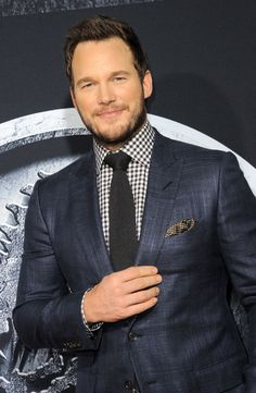 We think Chris Pratt would make one fine (and funny) Prince.