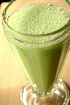 lime smoothie