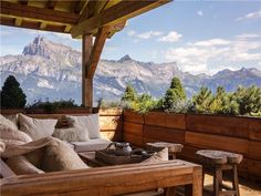 Chalet IRIS Rhone-Alpes Rhone-Alpes 74920 - Sotheby's International Realty
