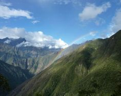 Inca Trail to Machu Pichu Machu Picchu, Inca, Hiking Trails, Pathways, South America, The Good Place, Spain, Challenges, Journey