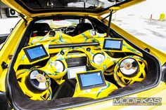 Modified Cars - Burn Your Style - Toyota Cellica 2003 http://modifikasiplus.com/burn-your-style/