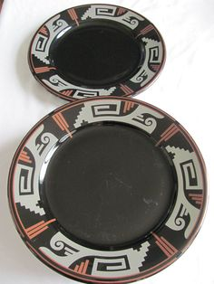 Dinnerware Navajo Nights Cups and Saucers - 2 each #Gabbay | 222 ...