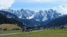 Dachstein massif