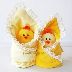 Цыплёнок новорождённый