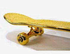 Gold skate