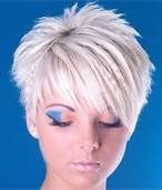 spiked in the back long in the front   spiked back long front haircut - Bing Images